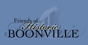 Friends of Historic Boonville Logo
